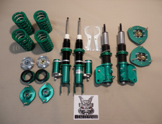 Lancer Evolution IX - CT9A - DSR84-81LS1 - Mitsubishi  EVO 8 CT9A Front Front 14K Springs (includes 2pcs) - RS140E1175 + Rear 12K