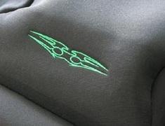 URAS x Bride Rear Seat Cover Set