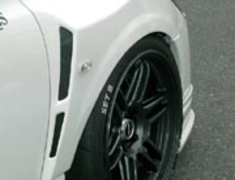 Civic - Type R - FD2 - Front Fender - Honda - Civic - Type R - FD2