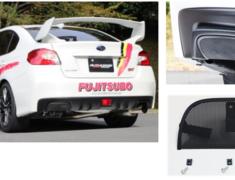 073-63111 Subaru - Impreza WRX STI - VAB - Bumper Cover