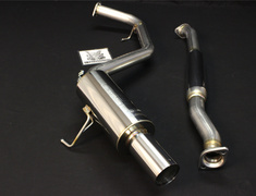 WRX STI - VAB - Pipe Size: 70mm - Tail Size: 99mm - 270-63111