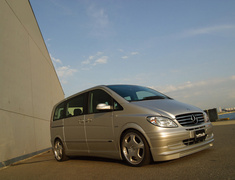 Mercedes Benz Viano W639 Executive Line Aero Kit