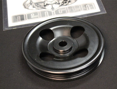 ZL-DE - Pulley Power Steering Pump - Category: Engine - 49111 - 49132-24U02