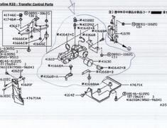 Actuator Torque Split 41610-24U00