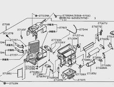 Nissan - OEM Parts - R33 GTR