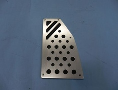 Aluminum Foot Rest - for SST only
