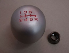 54102-S6M-R00 + 90310-ST7-Z00 Honda - Integra Type R - DC5 - OEM Shift Knob for 6speed M/T (includes