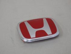 75701-S6M-Z01 - Honda - Integra Type R - DC5 - OEM Integra Type R Rear Badge RED