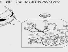 Nissan - OEM Parts - Skyline CPV35