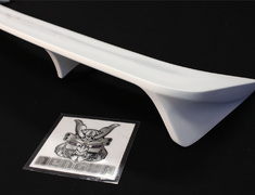 MR2-SW20 NA - SW20 - Toyota - MR2 - SW20 - Rear Spoiler