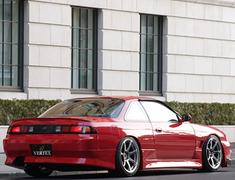 Car Make T&E - Vertex Lang - Silvia S14 S2 Body Kit