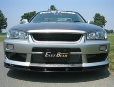 ER34 Front Bumper Top Malls