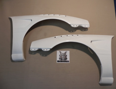 SW20 Front Fenders Toyota - MR2 - SW20 - Front Fenders Left & Right
