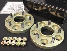 Mazda - Hole: 5H-114.3 - Hub: 67mm - Thread: P1.5 - Thickness: 20mm - KS-5320