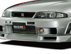 Nismo - Front Under Spoiler - GTR