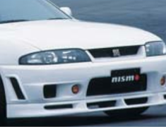 Skyline GT-R - BCNR33 - Front Under Spoiler Kit - Construction: FRP - Colour: Unpainted - 62020-RS595