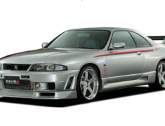 Skyline GT-R - BCNR33 - Side Skirt Set - Construction: ABS - Colour: Unpainted - 76410-RS595