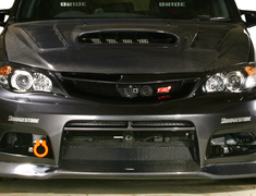 Varis - Extremor Body Kit - Subaru WRX GRB 09 Version - Front Bumper
