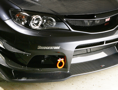 Varis - Extremor Body Kit - Subaru WRX GRB 09 Version - Front Lip