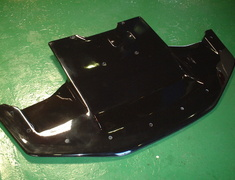 Skyline GT-R - BNR34 - Material: Carbon (Plain Weave) - CSF1-RFLD-R34-CP