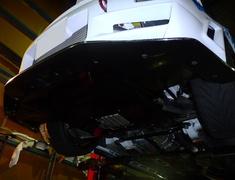 Skyline GT-R - BNR34 - Material: Carbon (Twill Weave) - CSF1-RFLD-R34-CT