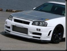 Car Shop F1 - GTR F1 Hood