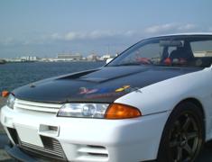Car Shop F1 - F1 Bonnet
