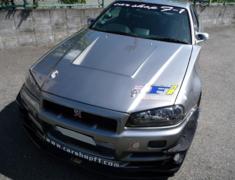 Skyline GT-R - BNR34 - Material: FRP - BNR34 - FRP