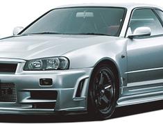 Nismo - Aero Parts - R34 GT-R Z-Tune