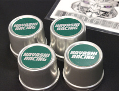 Hayashi Racing - Wheel Centre Caps