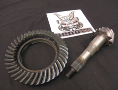 RX-7 - FD3S - Ring & Pinion Set - 4.44 Ratio - Category: Drivetrain - M054-27-110A