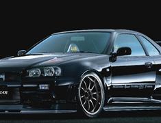 Yokohama - Advan Racing RZ-DF - GTR