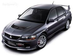 Mitsubishi - OEM Parts - Lancer Evo IX