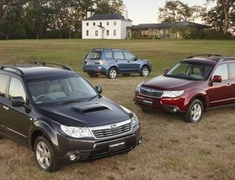 OEM Parts - Forester - SH5