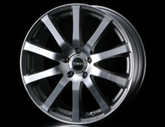 TRD - Aluminium Wheel TF4