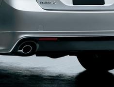 Modellista - Vertiga - Mark X - Rear Bumper