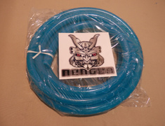 Silicone Hose ID - Clear Blue