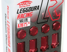 Kics - Leggdura Racing Duralumin Wheel Nuts