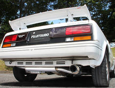 Fujitsubo - AW11 MR2 Power Getter Exhaust