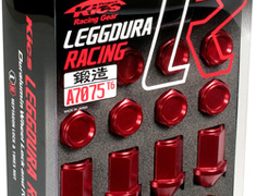 Kics - Leggdura Racing Duralumin Locking Wheel Nuts