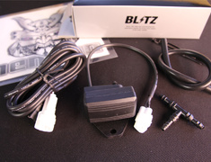 19240 Blitz - FATT Advance (Plus) Full Auto Turbo Timer  Blitz - FATT Advance + BOOST SENSOR SET -