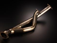 Midori Seibi - Titanium GTR Front Pipe