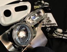 RX-7 - FD3S - Fixed light kit - FD EYE'S-H3 - FD EYES H3
