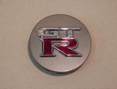 Nissan - R35 GT-R - Mines GT-R Wheel Cap - Gun Metal