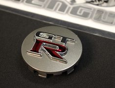 R35 - Set of 4 - Gun Metal