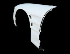 180SX - RS13 - Material: FRP - Width: +40mm - 180SX-40-SET