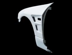 Skyline - R33 GTS-t - ECR33 - Material: FRP - Width: +30mm - R33-S1-30-SET