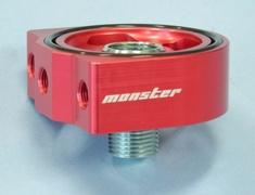 Monster - Oil Sensor Adapter Suzuki - (Most Models) - 3/4-16UNF Center Bolt