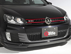 Garage Vary - VW Golf VI - GTI - Without Front Splitter