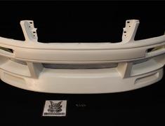 FRONT BUMPER Nissan - Stagea 260RS - WGNC34 - Front Bumper Spoiler